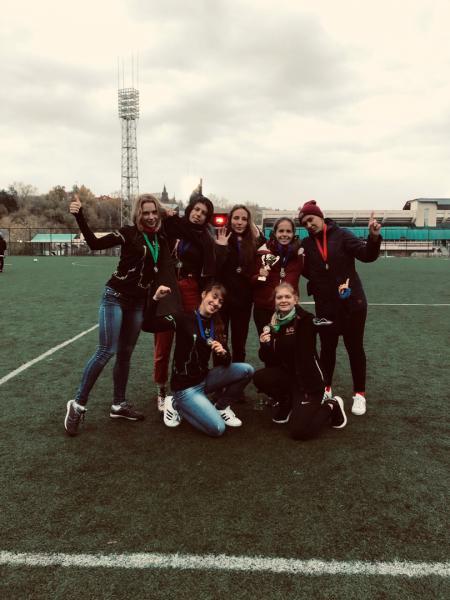 Марианна Герасимова на турнире Кубок Столетовых 2019