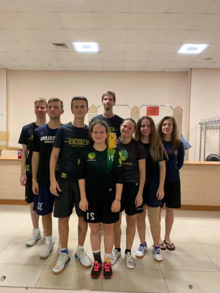 Марианна Герасимова на турнире Миксомания 2019