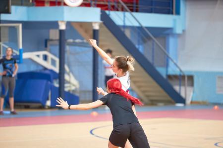 Марианна Герасимова на турнире BEST 2020