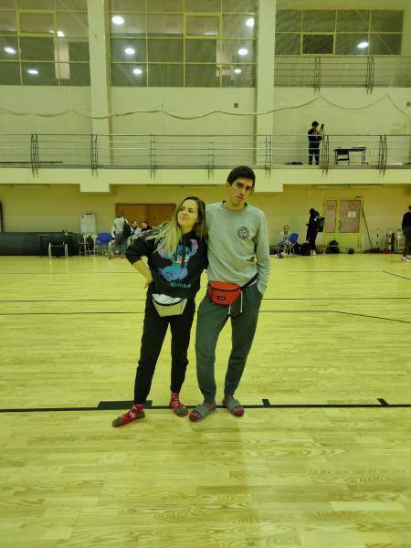 Марианна Герасимова на турнире КСС 2021
