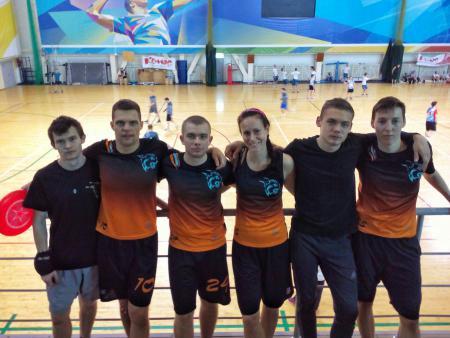 Жанна Козловская на турнире Оттепель 2016