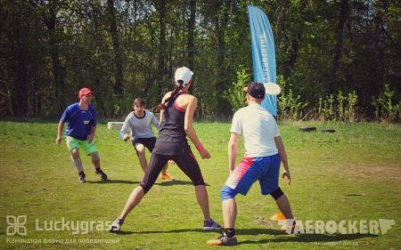 Жанна Козловская на турнире All Stars Ultimate Camps 2015