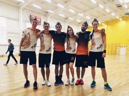 Жанна Козловская на турнире Ижевская сталь 2019