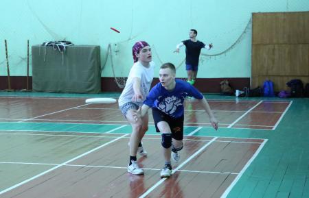 Евгений Самотошин на турнире Чемпионат СПбГУ 2018