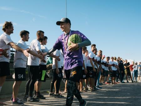 Евгений Самотошин на турнире КНО 2018