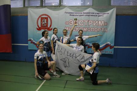 Анастасия Никоненко на турнире СЧР 2016 3-й этап