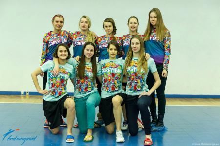 Анастасия Никоненко на турнире Лорд Новгород 2017