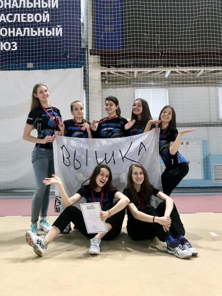 Анастасия Никоненко на турнире BEST 2018