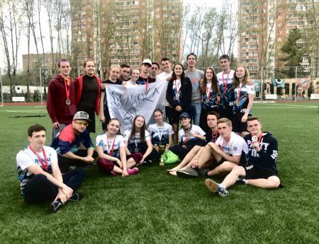 Анастасия Никоненко на турнире Кубок Конструкторов 2018