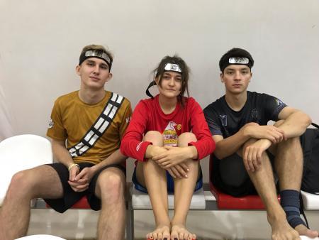 Анастасия Никоненко на турнире Высшая Битва 2018