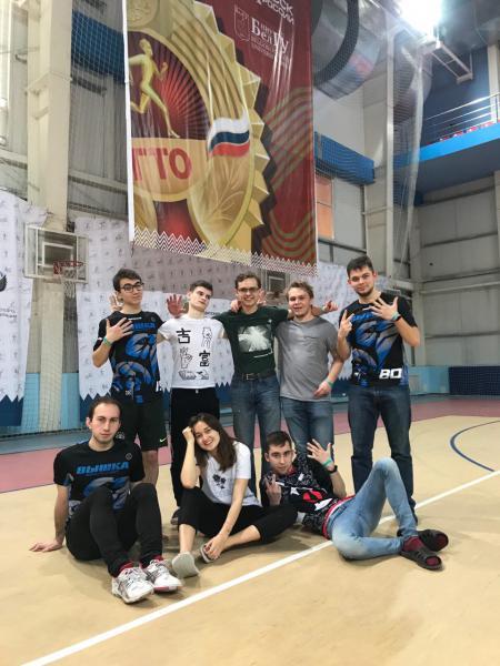 Анастасия Никоненко на турнире BEST 2019