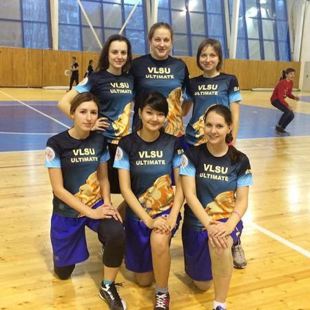 Александра Лямина на турнире Женская лига ЦР-2