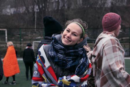 Марина Сидунова на турнире Князь Владимир 2017