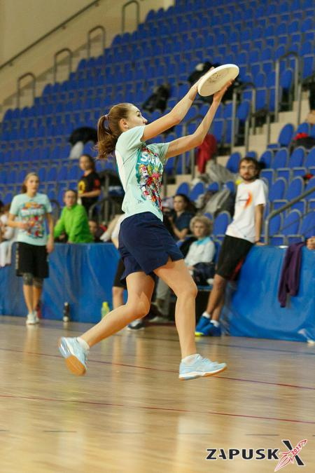 Марина Сидунова на турнире ЗаПуск 2017