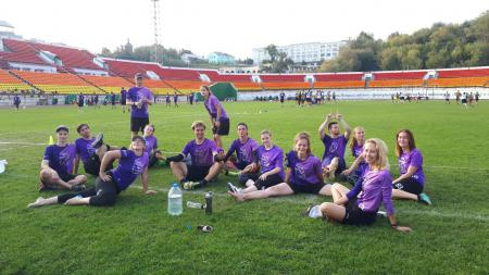 Марина Сидунова на турнире МЧР 2019