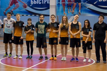Михаил Лимов на турнире Студчемп Самарской области 2017