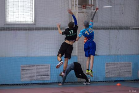Даниил Ахременков на турнире BEST 2018