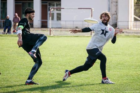 Николай Бондарь на турнире МЧР 2018
