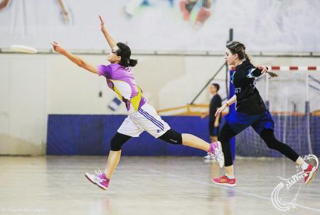 Лера Першина на турнире ЗаПуск 2015