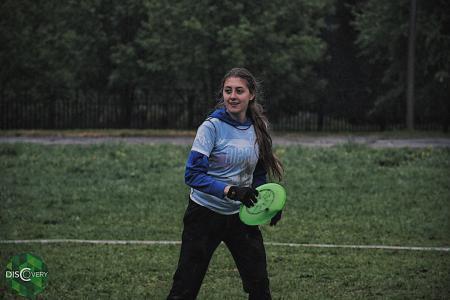 Лера Першина на турнире DISCOVERY-2018.SPRING