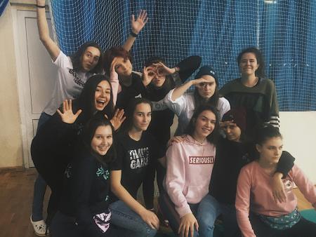 Лера Першина на турнире ЗаПуск 2019
