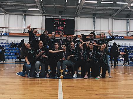 Лера Першина на турнире Лорд Новгород 2019