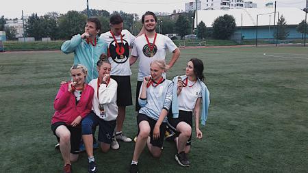 Лера Першина на турнире DISCOVERY-2018.SUPER