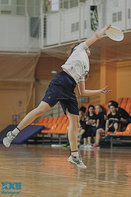 Лера Першина на турнире Лорд Новгород 2020