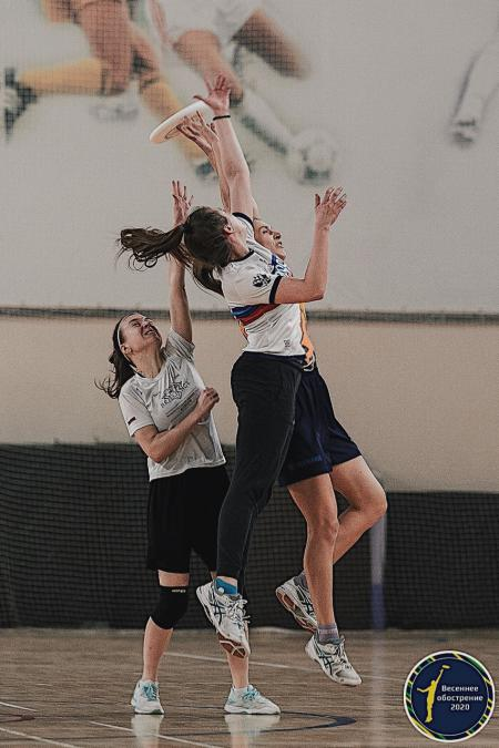 Лера Першина на турнире Весеннее обострение 2020