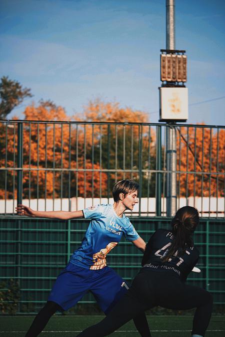 Лера Першина на турнире Кубок Столетовых 2020