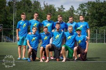 Илья Шубин на турнире EYU Cup 2017