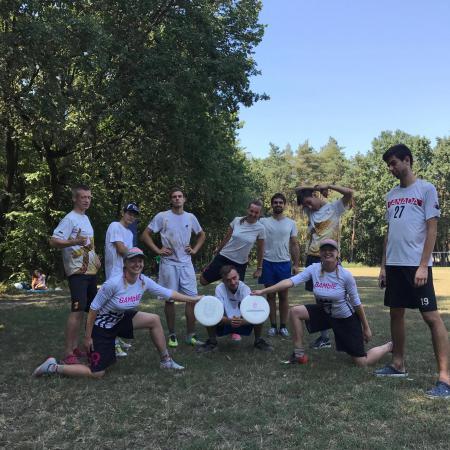 Илья Шубин на турнире SummerDown 2017