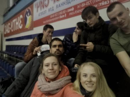 Илья Шубин на турнире The Cup of Ice and Fire 2017
