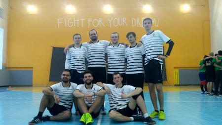Илья Шубин на турнире Yo-Yolka 2019