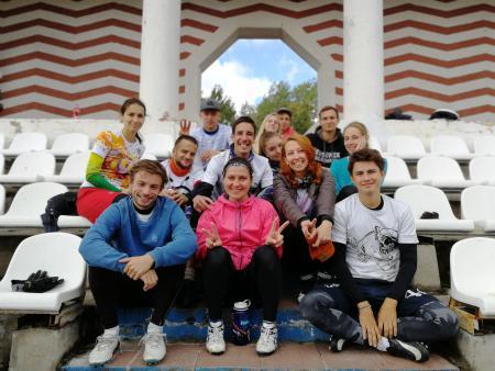 Александра Кудимова на турнире МЧР 2018