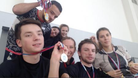 Александра Кудимова на турнире Стрелка 2018