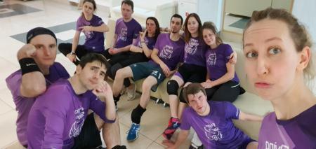Александра Кудимова на турнире Кубок Дубны 2020