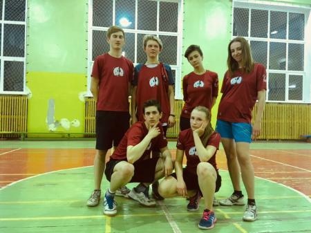 Александр Дзюндзя на турнире Кубок ВоГУ
