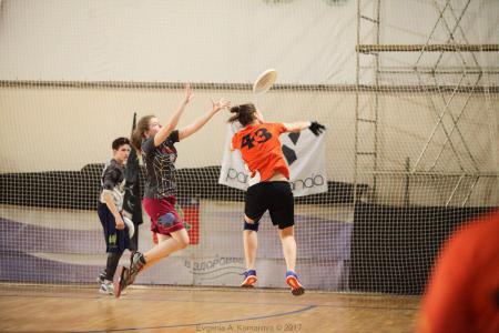 Inna Pavliuchenko на турнире Весеннее Обострение 2017