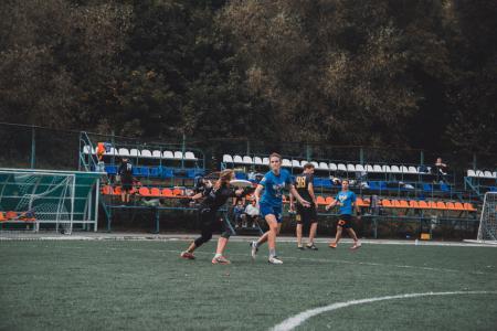 Inna Pavliuchenko на турнире МЧР 2019