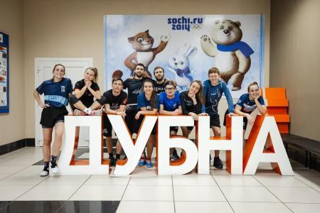 Inna Pavliuchenko на турнире Кубок Дубны 2021