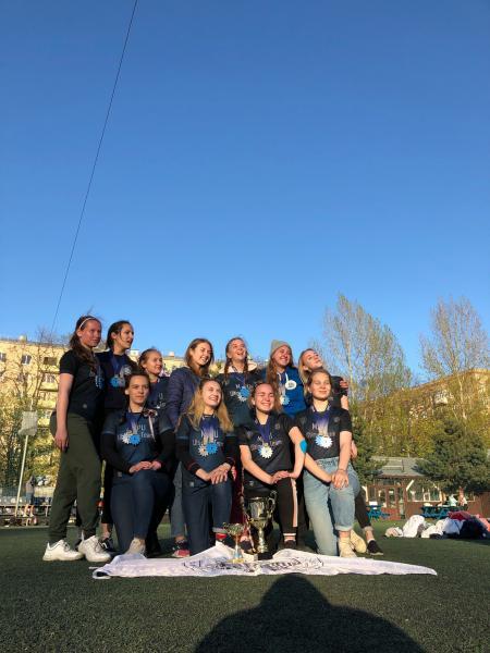 Катерина Коротенко на турнире Кубок Конструкторов 2019