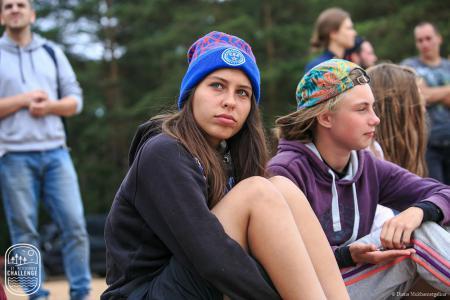 Анна Стукалина на турнире Вызов Питера 2016 ПЧР