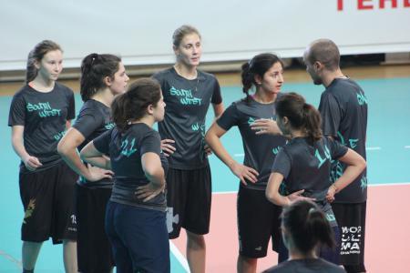 Анна Стукалина на турнире Конституционный слет 2013