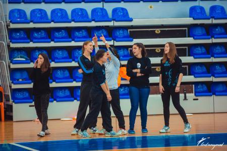 Анна Стукалина на турнире Лорд Новгород 2015