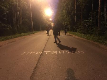 Анна Стукалина на турнире Вызов Питера 2018 ПЧР