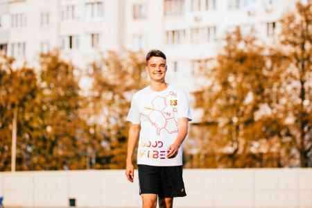 Александр Ярошевич на турнире ОЧУ 2019