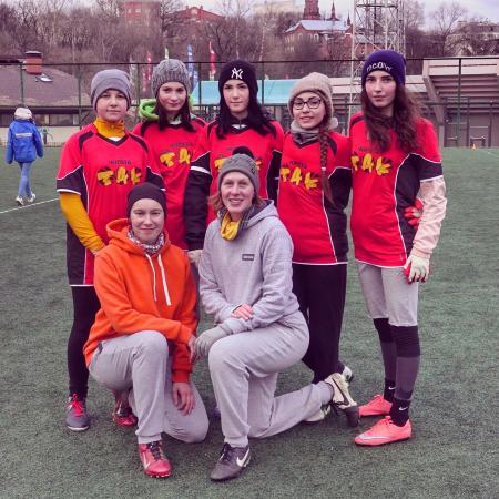Крис Новоторова на турнире Князь Владимир 2017