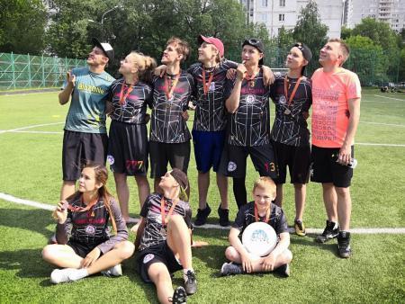 Александра Куликова на турнире 4 этап ЮПР DISCOVERY