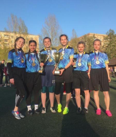 Александра Куликова на турнире Кубок Конструкторов 2019